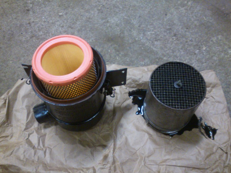 Willys Oil Bath Air Cleaner : Jeep oil filter in air free engine image for user